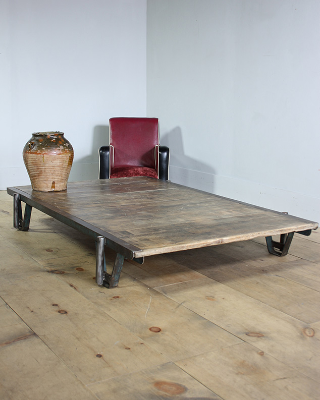 Railway Pallet Coffee Table