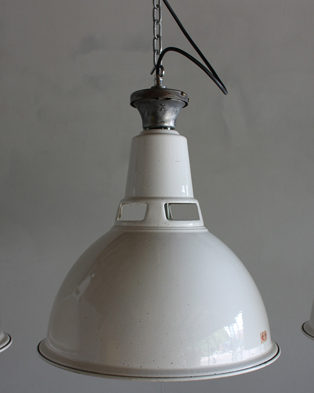 white benjamin pendant lights