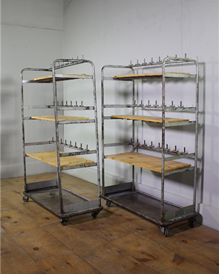 Textile Storage Trolleys