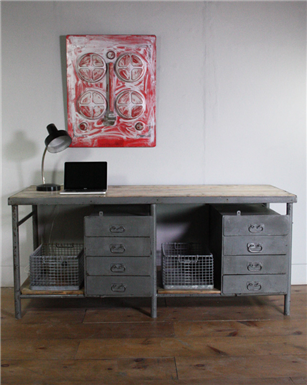 Grey Workbench