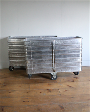 Aluminium Metal Storage Carts