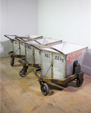 Industrial Tipper Trolly