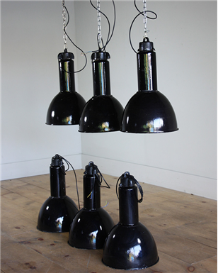 Bauhuas Industrial Pendant lights
