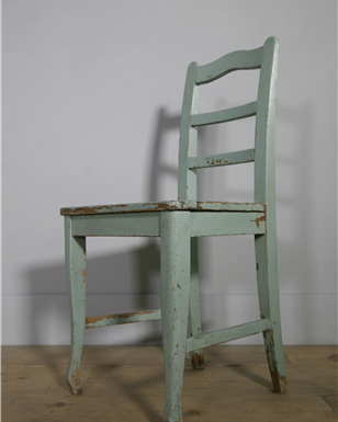 light Green Hungarian Chair