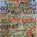 uk industrial map