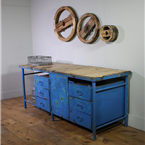 Blue Workbench xx