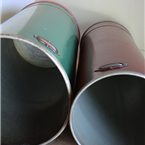 Coloured Storage Cylinders