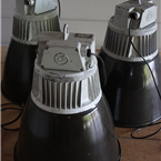 Czech Factory Lights