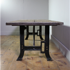 Large Industrial Table