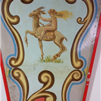 Carousel Fair Ground Panel