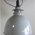 thorus light grey pendant
