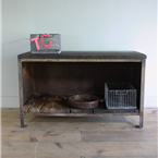 metal Open Fronted Industrial Cabinet