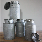 Metal Milk Churns