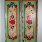 Fair Ground Shooting Gallery Panels