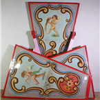 Carousel Fair Ground Panels