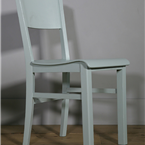 polish chairs painted